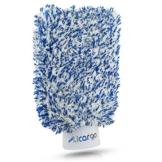 Licargo Premium Autowaschhandschuh aus saugfähigster Mikrofaser - Makelloser Auto- und Felgenhandschuh zur Autoreinigung und Autoaufbereitung - Tausende begeisterte Kunden (Blau) - 1
