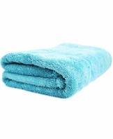 Wizard of Gloss Blue Marlin Edgeless Drying Towel 1500GSM 80x50 Trockentuch - 1