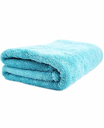 Wizard of Gloss Blue Marlin Edgeless Drying Towel 1500GSM 80x50 Trockentuch - 1