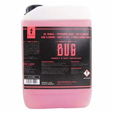 Wizard of Gloss Bug Schmutz- & Insektenentferner 3 Liter - 1