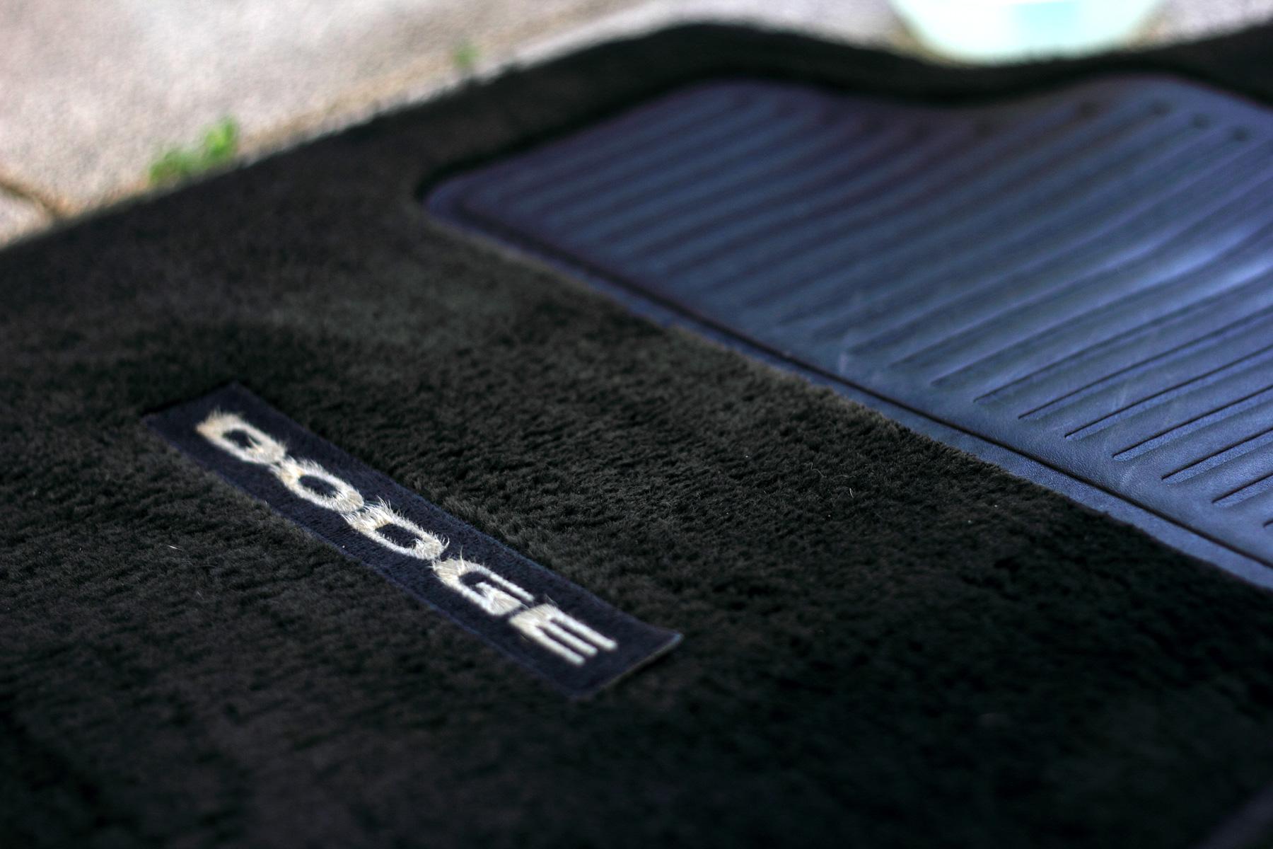 Auto Fußmatten Reinigen