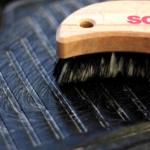 Fußmatten reinigen sonax bürste