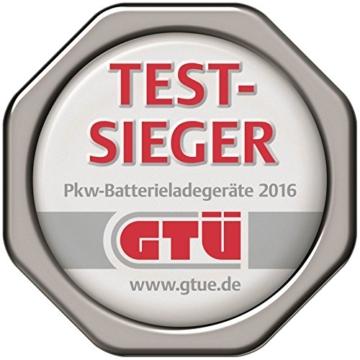CTEK MXS 5.0 Vollautomatisches Ladegerät (Optimale Ladung, Unterhaltungsladung und Instandsetzung von Auto- und Motorradbatterien) 12V, 5 Amp. – EU Stecker - 8
