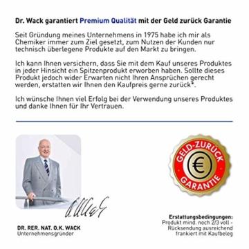 Dr. Wack - A1 Speed Wax Plus 3, 500 ml (#2630) - 6