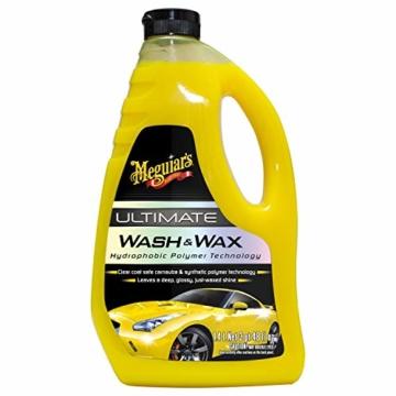 Meguiar's G17748EU Ultimate Wash & Wax Autoshampoo, 1420ml - 3