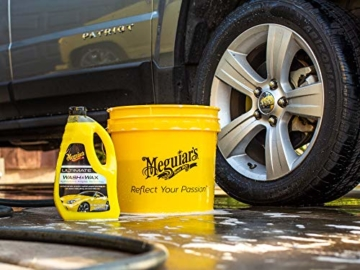 Meguiar's G17748EU Ultimate Wash & Wax Autoshampoo, 1420ml - 4