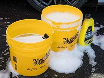 Meguiar's G17748EU Ultimate Wash & Wax Autoshampoo, 1420ml - 5