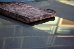 Autopflege Tuch