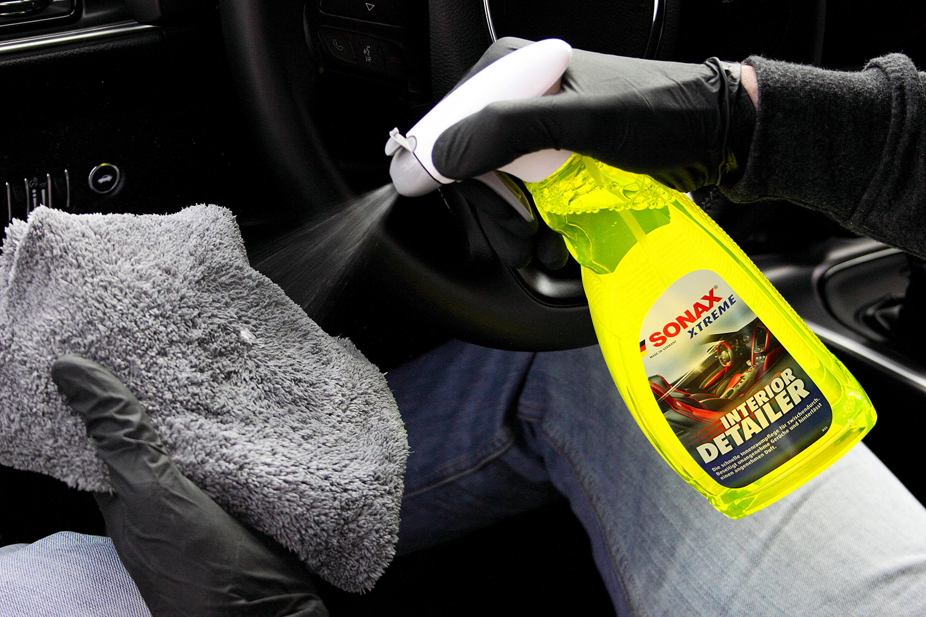Image result for sonax interior detailer