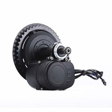 HANERIDE Tongsheng TSDZ2 250W 36V Zentralmotor Umbaukit eBike Brushless Motor - 4