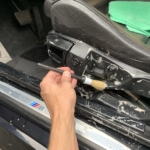 Autoaufbereitung Pinsel