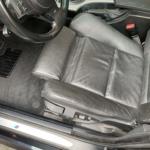 BMW 530i Innenraumaufbereitung