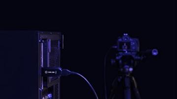 Corsair Elgato Cam Link 4K, Live-Streamen und Aufnehmen mit DSLR, Action Cam oder Camcorder in 1080p60 oder 4K bei 30 fps, HDMI Capture-Gerät, USB 3.0 - 12