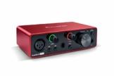 Focusrite Scarlett Solo 3rd Gen Audio Interface - 1