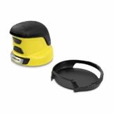 Kärcher EDI 4 Elektrischer Eiskratzer (Akkubetrieben, 15 min Laufzeit, inkl. 6 Klingen, für die Autoscheibe, 540 g Gewicht, Schutzkappe, mit Ladegerät) - 1