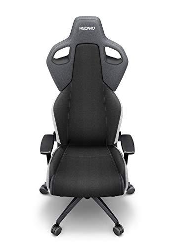 RECARO Exo Gaming Chair – Ergonomischer, höhenverstellbarer Stuhl für Gamer mit 4 Grundpositionen & Feinjustierung – Shadow Grey - 2