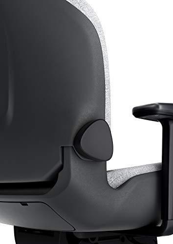 RECARO Exo Gaming Chair – Ergonomischer, höhenverstellbarer Stuhl für Gamer mit 4 Grundpositionen & Feinjustierung – Shadow Grey - 6