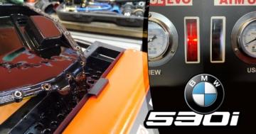 Automatikgetriebe Getriebeölspülung
