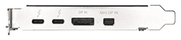 ASRock Thunderbolt 3 AIC PCIe 3.0 x4 - 4