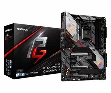 ASRock Z390 Phantom Gaming 7 Mainboard - 1