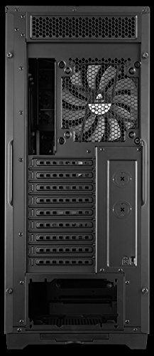 Corsair Obsidian Series 750D Airflow Edition PC-Gehäuse (Seitenfenster Full Tower ATX High Airflow Performance) schwarz - 3