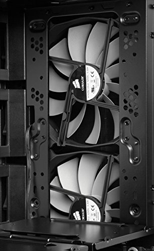 Corsair Obsidian Series 750D Airflow Edition PC-Gehäuse (Seitenfenster Full Tower ATX High Airflow Performance) schwarz - 7