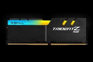 G.Skill Trident Z RGB 64GB DDR4 3600MHz Speichermodul - Speichermodule (64 GB, 4 x 16 GB, DDR4, 3600 MHz, Schwarz) - 2