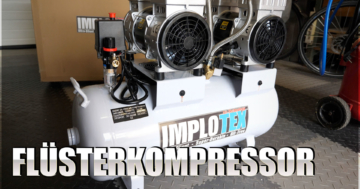 implotex flüsterkompressor