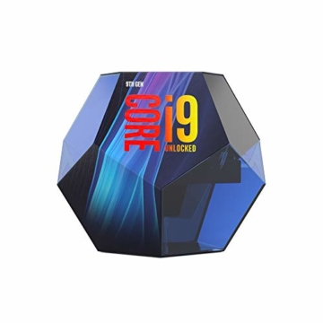 Intel Core i9-9900K Prozessor (16M Cache, bis zu 5,00 GHz) - 1