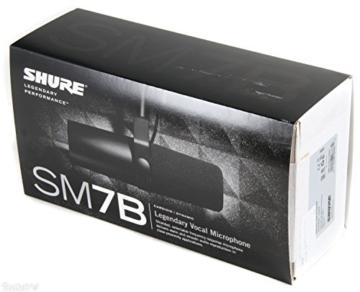 SM7B Shure - MIKROFONS DYNAMIC - 2