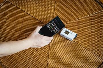Sony FDR-X3000R 4K Action Cam mit BOSS (Exmor R CMOS Sensor, Carl Zeiss Tessar Optik, GPS, WiFi, NFC) mit RM-LVR3 Live View Remote Fernbedienung, weiß - 23