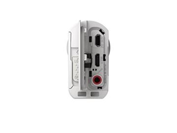 Sony FDR-X3000R 4K Action Cam mit BOSS (Exmor R CMOS Sensor, Carl Zeiss Tessar Optik, GPS, WiFi, NFC) mit RM-LVR3 Live View Remote Fernbedienung, weiß - 9