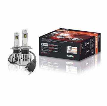 OSRAM NIGHT BREAKER H7-LED; bis zu 220 % mehr Helligkeit, erstes legales LED H7 Abblendlicht mit Straßenzulassung - 2