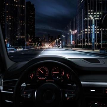 OSRAM NIGHT BREAKER H7-LED; bis zu 220 % mehr Helligkeit, erstes legales LED H7 Abblendlicht mit Straßenzulassung - 15