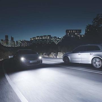 OSRAM NIGHT BREAKER H7-LED; bis zu 220 % mehr Helligkeit, erstes legales LED H7 Abblendlicht mit Straßenzulassung - 16