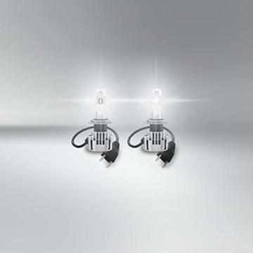 OSRAM NIGHT BREAKER H7-LED; bis zu 220 % mehr Helligkeit, erstes legales LED H7 Abblendlicht mit Straßenzulassung - 4