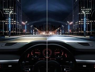 OSRAM NIGHT BREAKER H7-LED; bis zu 220 % mehr Helligkeit, erstes legales LED H7 Abblendlicht mit Straßenzulassung - 7
