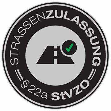 OSRAM NIGHT BREAKER H7-LED; bis zu 220 % mehr Helligkeit, erstes legales LED H7 Abblendlicht mit Straßenzulassung - 9