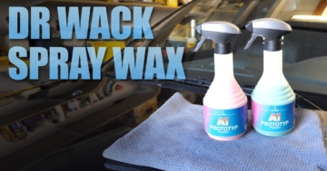 Dr Wack A1 High End Spray Wax