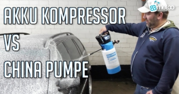 FM30 Akku Kompressor oder GHB China Pumpe