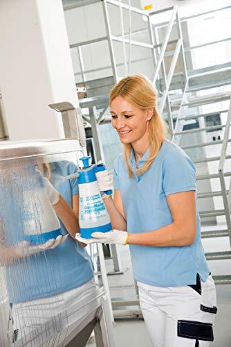 GLORIA Drucksprüher CleanMaster PERFORMANCE PF 12 | Zur Reinigung und Desinfektion | Desinfizieren mittels Sprühflasche | 1,25 L Füllinhalt | Für Mittel mit pH-Wert 2-9 | Ölfest - 6