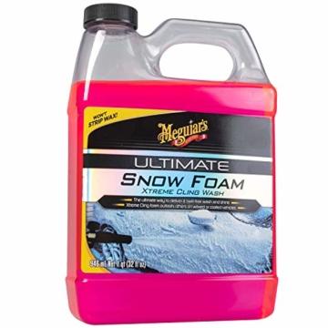Meguiar's G191532EU Meguiars Ultimate Snow Foam Reinigungsschaum, 946 ml - 1