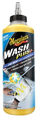 Meguiar's G25024EU Wash Plus+ Autoshampoo, 710ml - 1